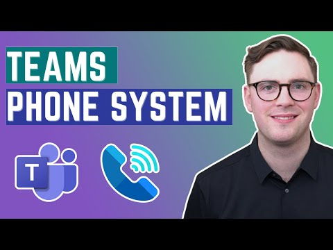 How to Set Up Microsoft Teams Phone System