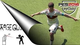 Vídeo Pro Evolution Soccer 2016 myClub