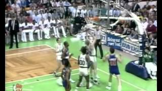 Larry Bird Greatest Games: 43 Points vs Pistons (1985 ECSF Game 5)