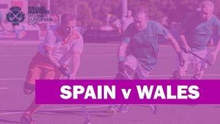 Spain v Wales | o60