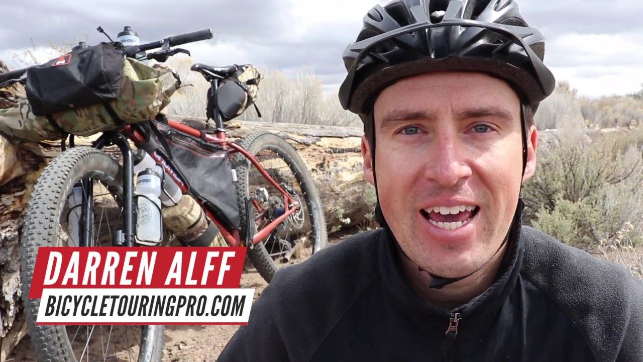 Download BICYCLE TOURING: Being Alone & Getting Lonely