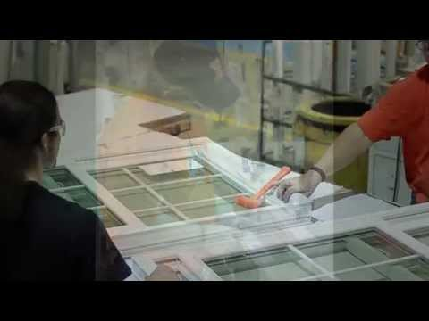 Vista Window Company - Understanding the Factory Mull Process