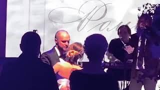 Свадебный танец дочери Александра Серова