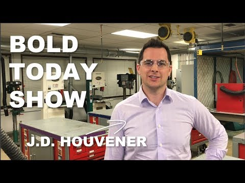 Bold Today Show Episode 3: Rush to the Patent Office!