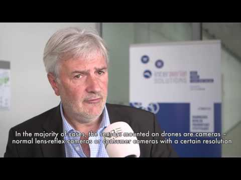 How are drones being used in scientific applications?
