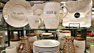 Shop With ME STEIN MART KITCHEN DECOR KITCHENWARE IDEAS APRIL 2018