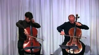 Duo Janigro - Offenbach op.53