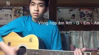 [Guitar] Bài 4: Đạo Làm Con (Quách Beem) - Điệu Slow (Guitar Đệm Hát Cơ Bản)
