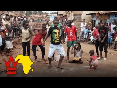 French Montana Feat. Swae Lee Unforgettable Dance Video (Uganda, Africa)