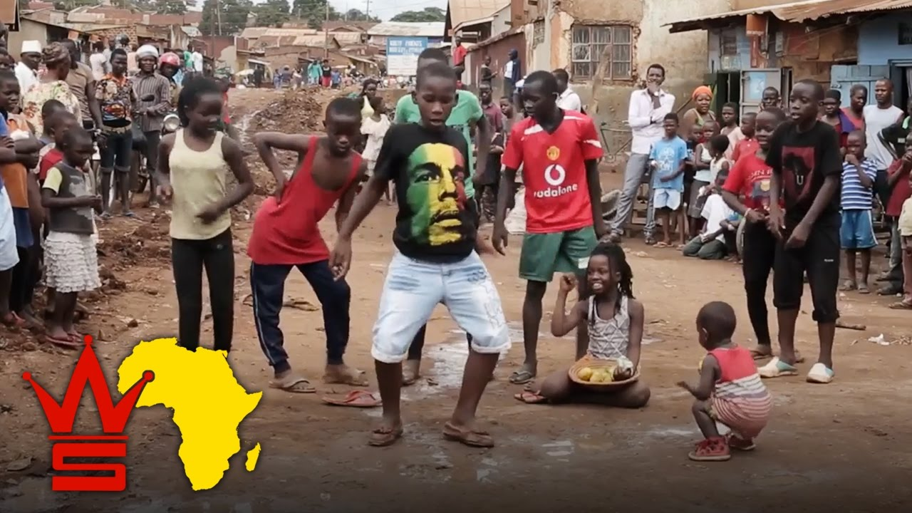 French Montana Feat. Swae Lee 'Unforgettable' Dance Video (Uganda, Africa)