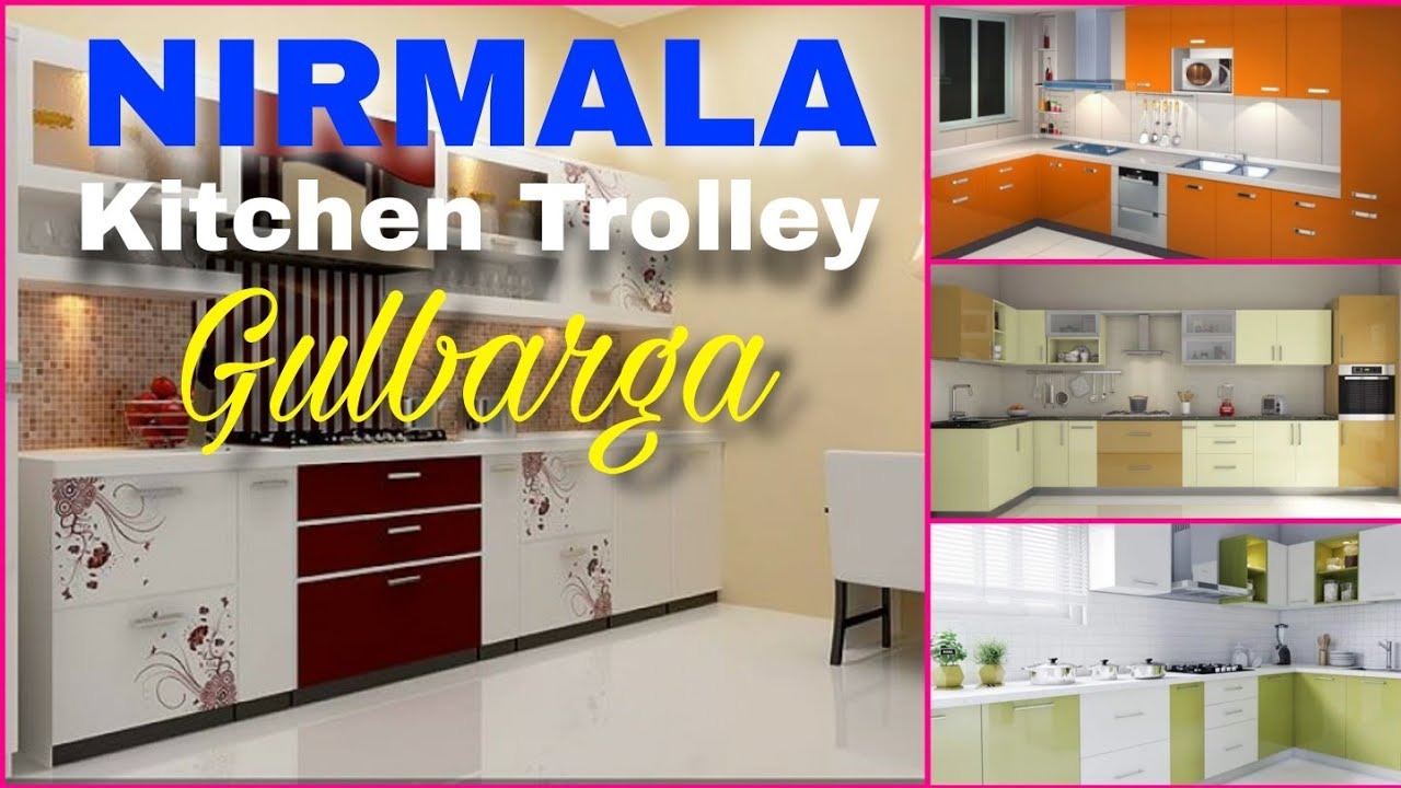 Kitchen Trolley Nirmala Kitchen Trolley Gulbarga Cell 9035971117 Bizz Guide