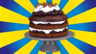 Gâteau au chocolat deluxe : les céréales Nesquik passent au niveau supérieur.