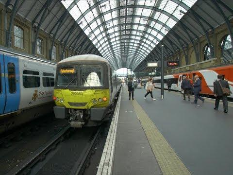 Britain's Railway In Partnership for Communities - subtitles 30 sec