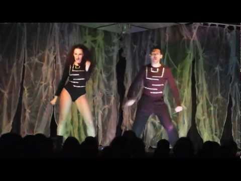 Daniele Di Mauro - vaRAIty - Don Lurio e Lola Falana in Testa Spalla