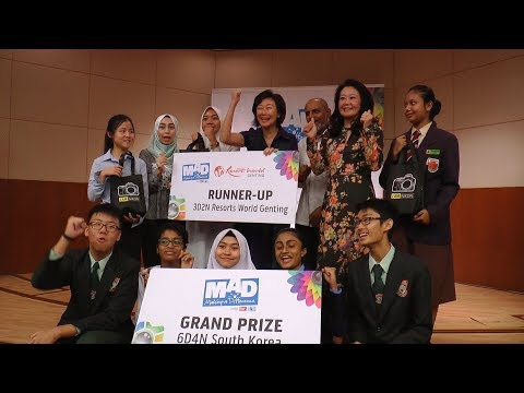 All expenses paid trip to S.Korea for NiE's winners