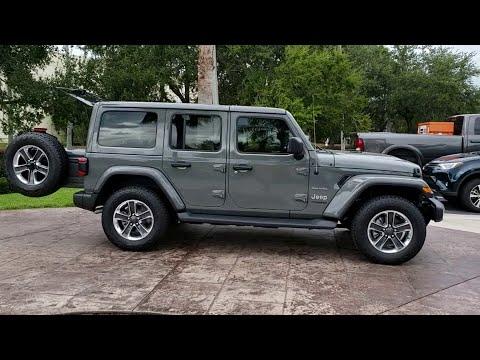 2018 Jeep Wrangler Unlimited Orlando, Hunter's Creek, Kissimmee, Windermere, Davenport, FL W238540