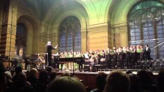 Carl Orff - Carmina Burana: O Fortuna @ Odessa Philarmonic