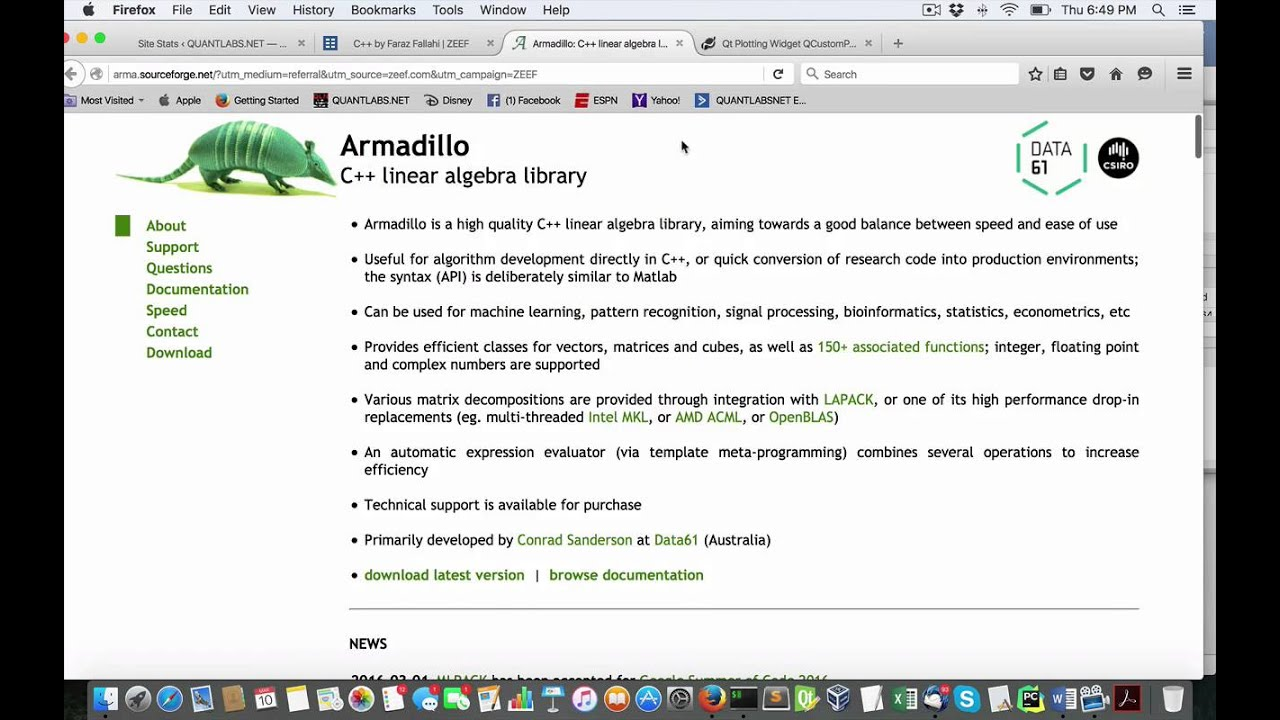 libraries Archives - QUANTLABS NET