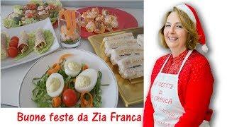idee aperitivo o antipasto - 7 ricette di capodanno - Le ricette di Zia Franca
