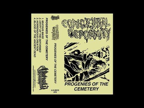 Congenital Deformity (Italy) - Progenies of the Cemetery (Demo) 2019