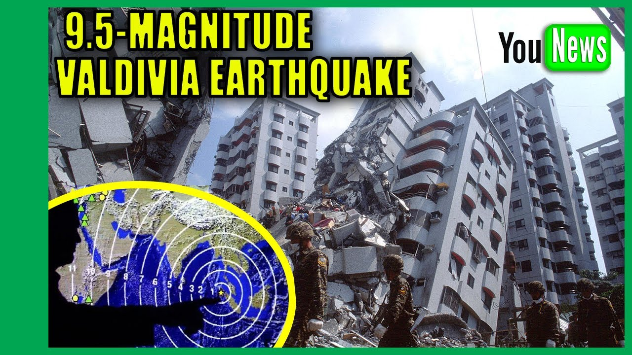 9.5-MAGNITUDE VALDIVIA EARTHQUAKE The Strongest Earthquake Ever Recorded.