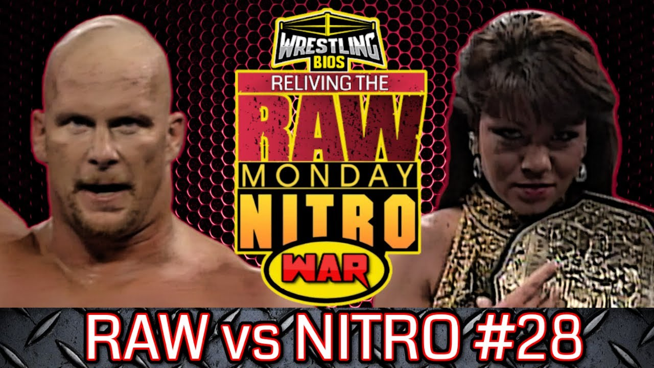 """Download Raw vs Nitro """"Reliving The War"""": Episode 28 - April 15th 1996"""