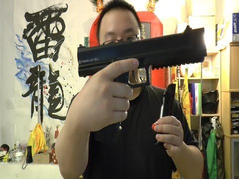 Paintball Gun for Home Defense PROOF - Human Skull Shooting