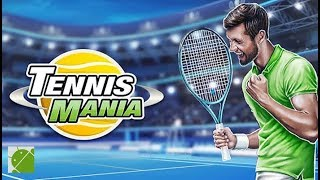 Tennis Mania Mobile - Android Gameplay FHD