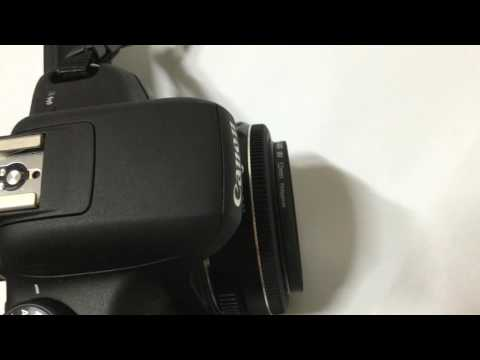 Canon ef s 24mm 2.8 stm 모터음