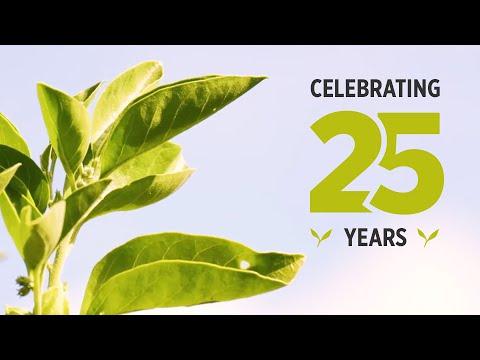 We're 25! Banyan Botanicals Celebrates 25th Anniversary as an Ayurvedic Lifestyle Company