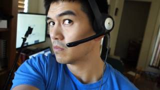 Best Selling USB Headset UNDER $30 (Logitech clearchat h390 headset for podcasts and gaming)