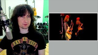 British guitarist analyses the Eagles playing one of THE most iconic solos ever written.