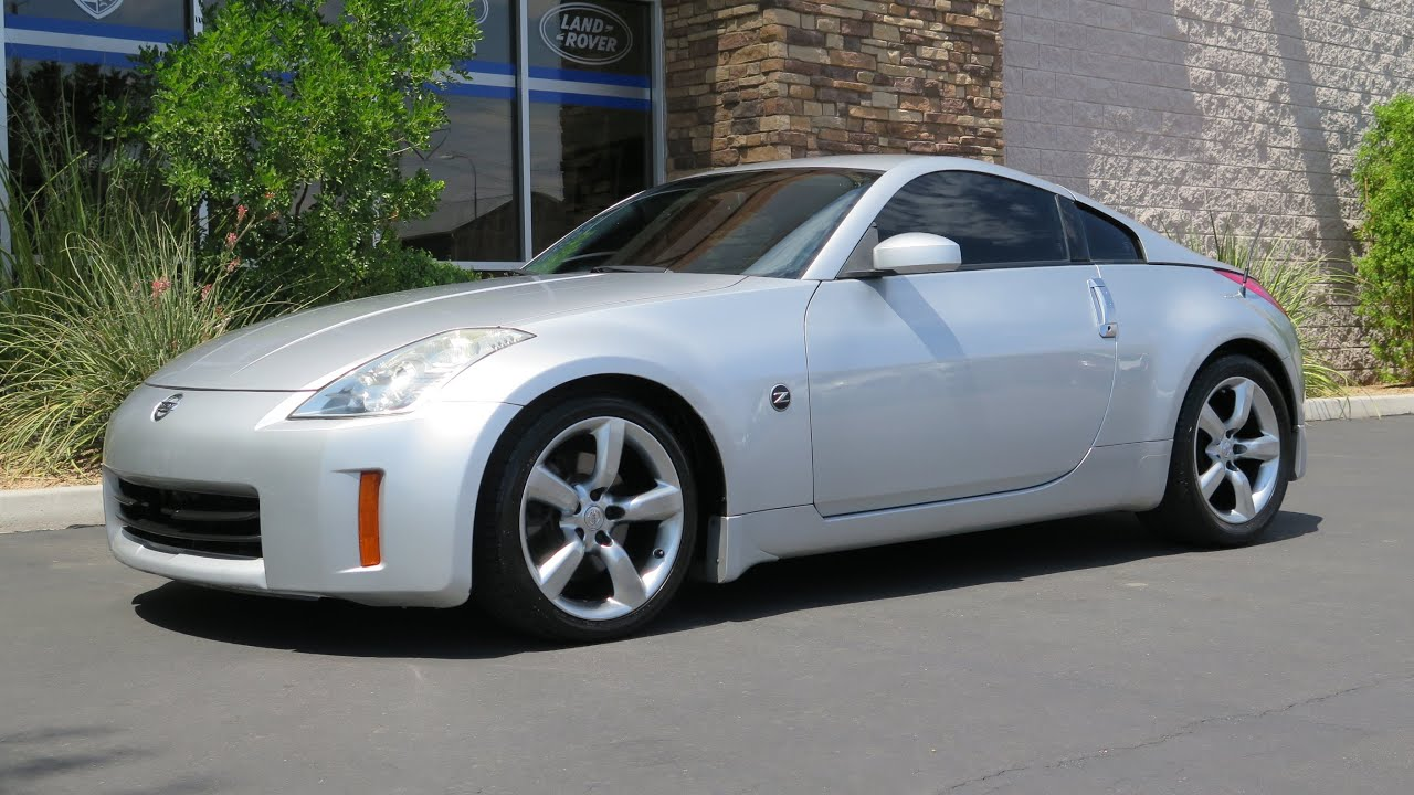 2006 nissan 350z youtube. Black Bedroom Furniture Sets. Home Design Ideas