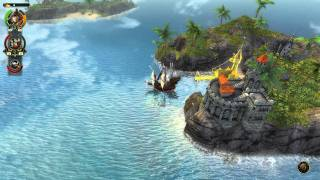Pirates Of The Black Cove Demo Gameplay