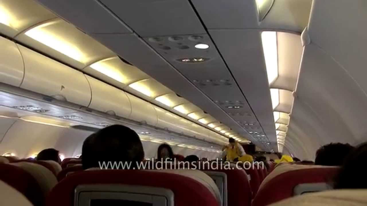 inside a kingfisher airlines flight safety demo couldn 39 t