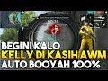 Beginilah Kalo Kelly Di Kasih AWM - Auto Booyah!!! Garena Free Fire