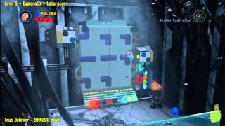 Video Lego Marvel Super Heroes: Level 3 Exploratory Laboratory - Story Walkthrough - HTG download MP3, 3GP, MP4, WEBM, AVI, FLV Oktober 2018