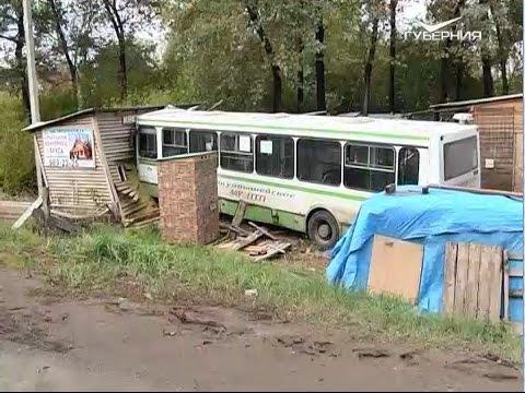 """На трассе """"Новокуйбышевск - поселок Речников"""" рейсовый автобус сбил человека"""