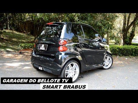 Garagem do Bellote TV: Smart Brabus
