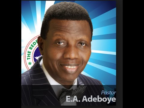 Pastor Adeboye-July 2015 Holy Ghost Service-That You May Have Life