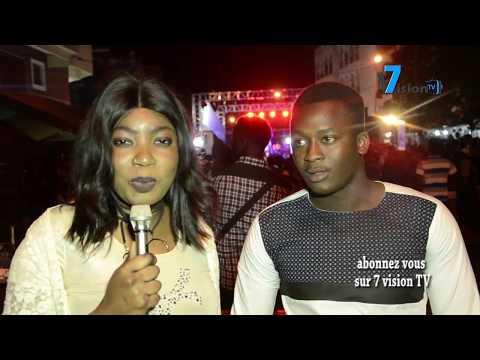 Abdou Mbaye sur 7 vision TV concert de Tarba Mbaye à grand Dakar  mp4