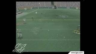 NFL GameDay 2002 PlayStation 2 Gameplay_2001_11_30_3