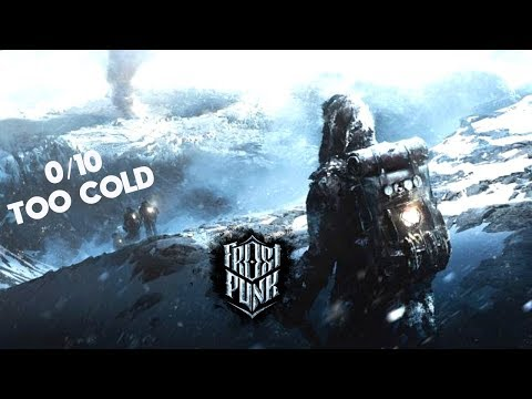 This game is cold | Frostpunk |