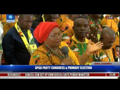 APGA Party Congress & Primary Election Pt.2  l Live Coverage l