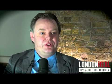London Real Interview with Rick Falkvinge - Bitcoin will hit $5 Million
