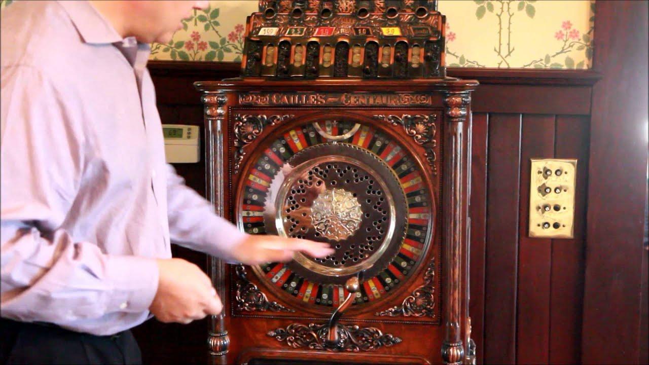 I Buy Old Slot Machines
