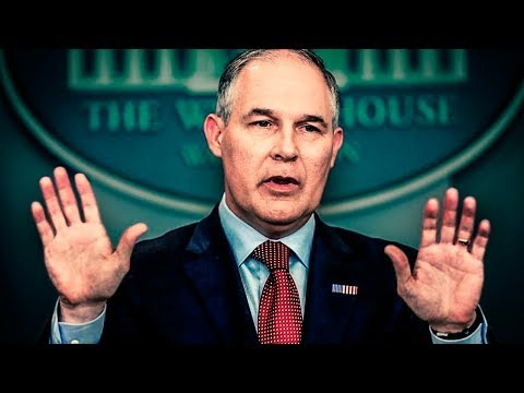 Trump Administration Is Actively Working To Destroy The Planet