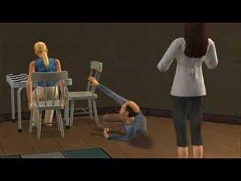 Goodbye Earl - The Dixie Chicks (The Sims 2 Music Video)
