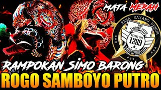Jaranan ROGO SAMBOYO PUTRO Terbaru 2020 Rampokan SIMO BARONG