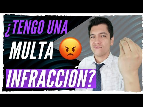 consultar INFRACCIONES COMPARENDOS MULTAS de TRANSITO TRAFICO [bien explicado] [GRATIS]🚙🚓🚘🛺💔👮‍♂️ from YouTube · Duration:  2 minutes 52 seconds